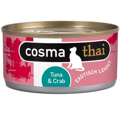 Probierpaket Cosma Thai in Jelly 170 g