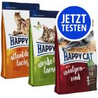 Probierpaket Happy Cat Adult 3 x 1,4 kg
