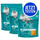 Probierpaket Purina ONE Mix 3 x 800 g