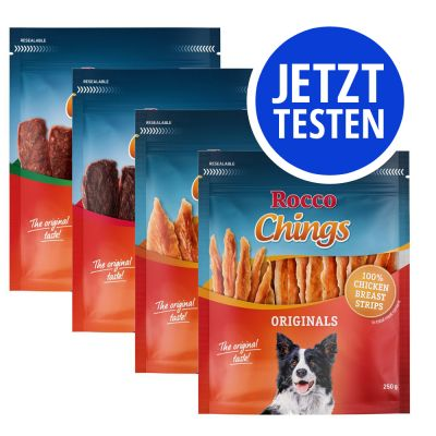 Probierpaket Rocco Chings Originals