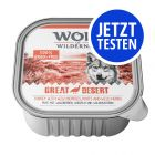 Probierpaket  Wolf of Wilderness Adult 300 g