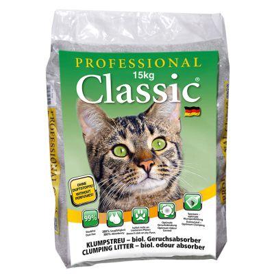 Professional Classic Katzenstreu Mit Geruchsabsorber Testberichte