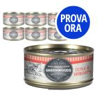 Provalo! Greenwoods Adult 6 x 70 g