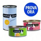 Provalo! Set misto Cosma Original, Thai & Nature
