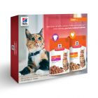 Provpack: Hill's Sience Plan Adult Cat Optimal Care 4 x 85 g