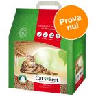 Provpack: 10 l Cat's Best Öko Plus / Original kattsand