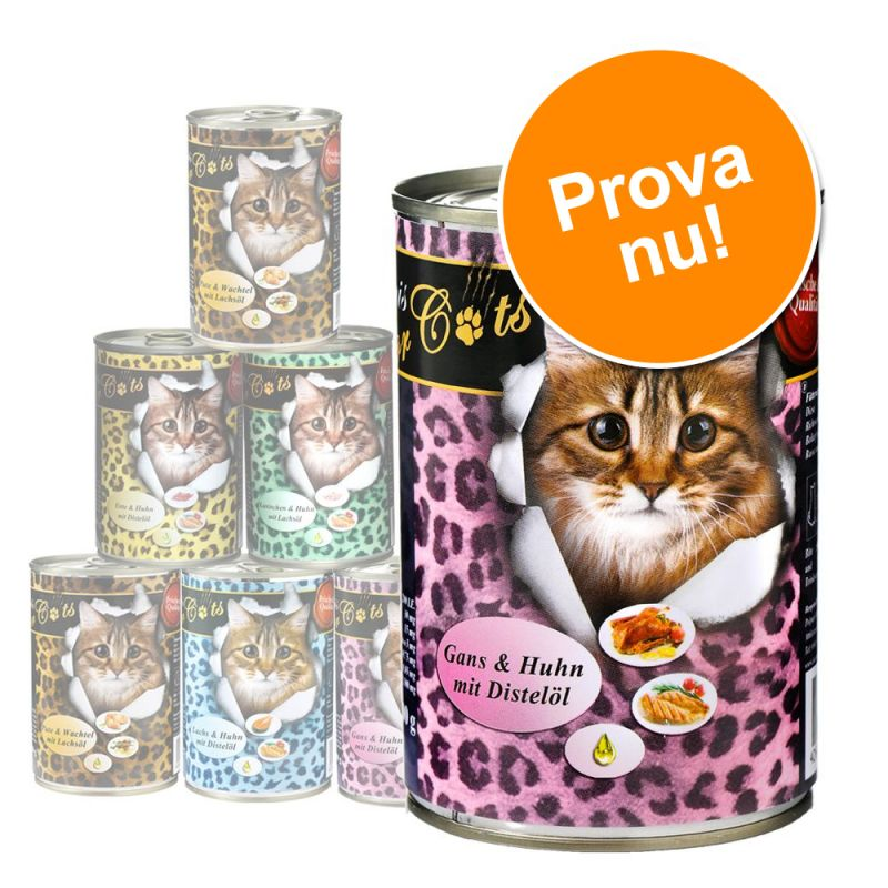 Provpack: O'Canis for Cats 6 x 400 g