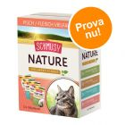 Provpack: Schmusy Nature Vollwertflakes 12 x 100 g