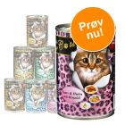 Prøvepakke: 6 x 400 g O'Canis for Cats