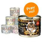 Prøvepakke: 6 x 200 g O'Canis for Cats
