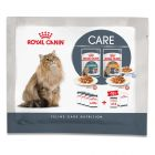 Prøvepakke: 4 x 85 g Royal Canin Hairball & Intense Beauty