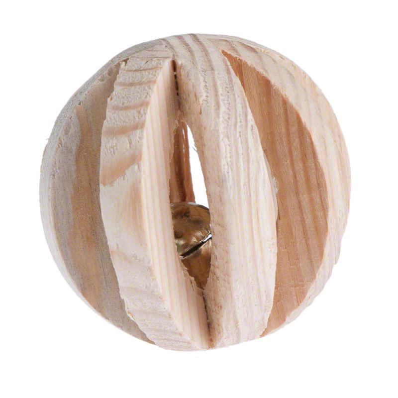 Puinen tiukupallo