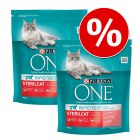 Purina ONE Bifensis pienso para gatos - Pack Ahorro