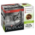 Purina Pro Plan Nutrisavour Adult megapack 10 x 85 g