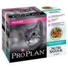 Purina Pro Plan Nutrisavour Delicate megapack 10 x 85 g
