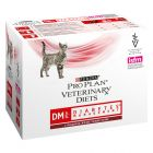 PURINA PRO PLAN Veterinary Diets Feline DM ST/OX Diabetes Management, bœuf