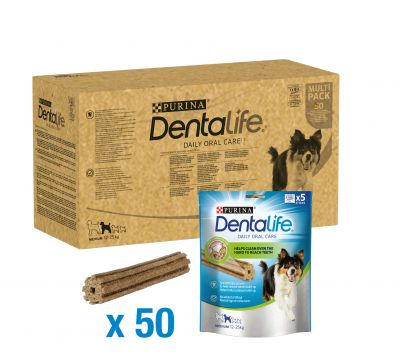Purina Dentalife snacks dentales para perros