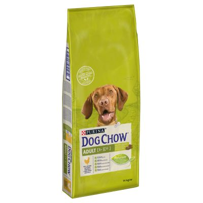 Purina Dog Chow Adult, Kylling