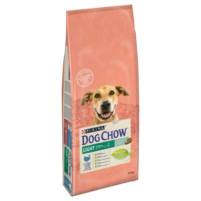 Purina Dog Chow Adult Light, dinde