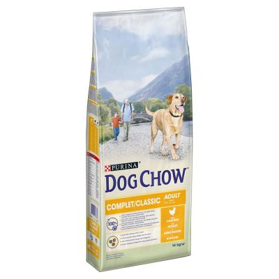 Purina Dog Chow Complet/Classic con Pollo