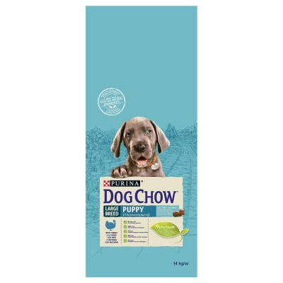 Purina Dog Chow Puppy Large Breed pulyka