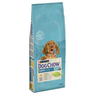 Purina Dog Chow Puppy, poulet pour chiot