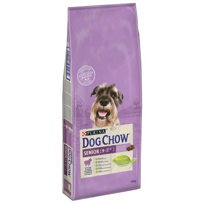 Purina Dog Chow Senior Agnello