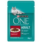 Purina ONE Adult  6 x 85 g