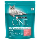 Purina ONE Adult Somon și cereale integrale