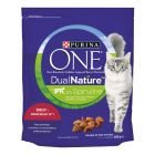 PURINA ONE Dual Nature bœuf pour chat
