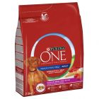 PURINA ONE Medium/Maxi Adult bœuf pour chien