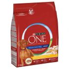 PURINA ONE Medium/Maxi Adult poulet pour chien