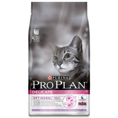 Purina Pro Plan Delicate Cat Optirenal - Rich in Turkey