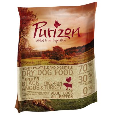 Purizon Adult con buey Black Angus y pavo