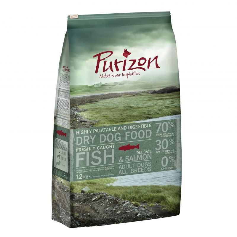 Purizon Adult Dog - Grain Free Fish