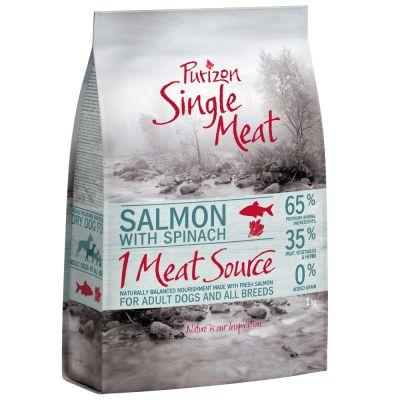 Purizon Single Meat Adult Dog Grain Free Salmon With