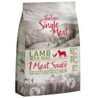 Purizon Single Meat Adult Lamb & Peas - spannmålsfritt