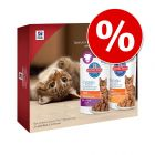 10 % rabatt! Hill's Sience Plan Adult/Young Adult 4 x 85 g