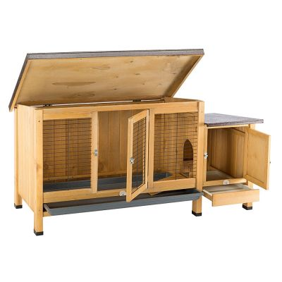 Ranch Rabbit Hutch XXL