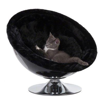 Retro Pet Nest Grey Gunstig Bei Zooplus