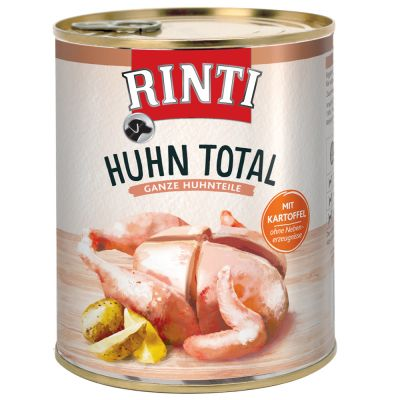 Rinti Pollo Total 6 x 825 g