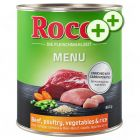 Rocco Menu 24 x 800 g + points bonus doublés !