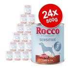 Rocco Sensitive Saver Pack 24 x 800g