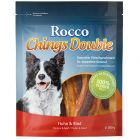 Rocco Chings Double, kana & nauta