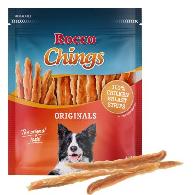 Rocco Chings Originals Hühnerbrust in Streifen