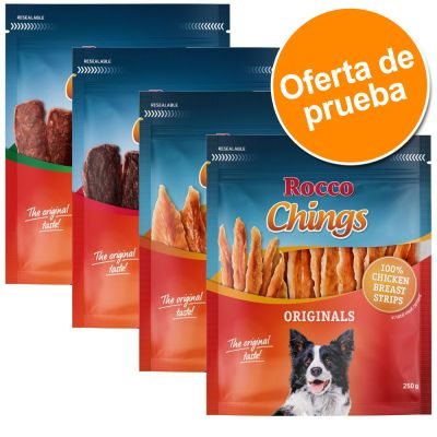 Rocco Chings Originals - Pack de prueba mixto