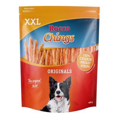 Rocco Chings Pack XXL pour chien