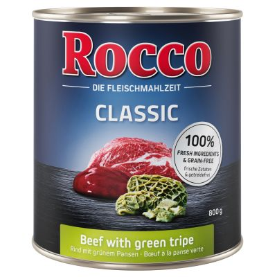 Rocco Classic Mixed Saver Pack 24 x 800g