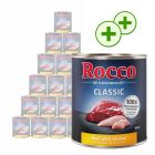Rocco Classic Saver Pack 24 x 800g - Double Points!