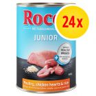Rocco Junior 24 x 400 g